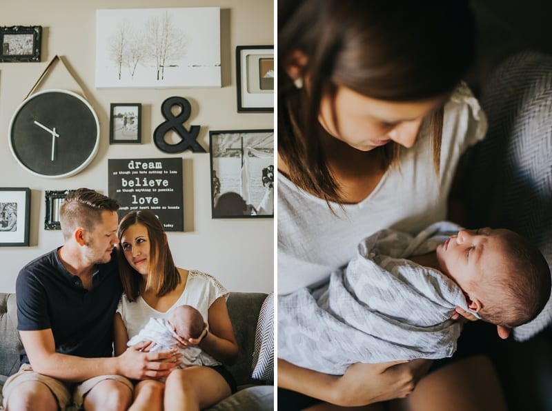 2-Kelowna Lifestyle Photographer Newborn Photography