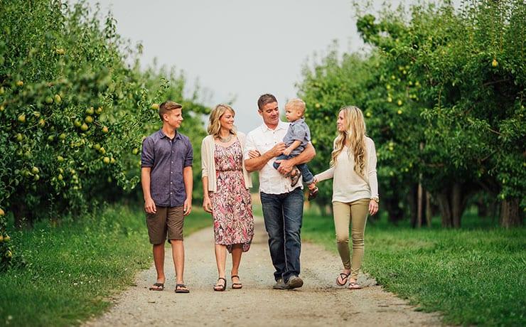 Barnett Family Photography