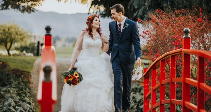 Harvest Golf Wedding in Kelowna Okanagan Photographer