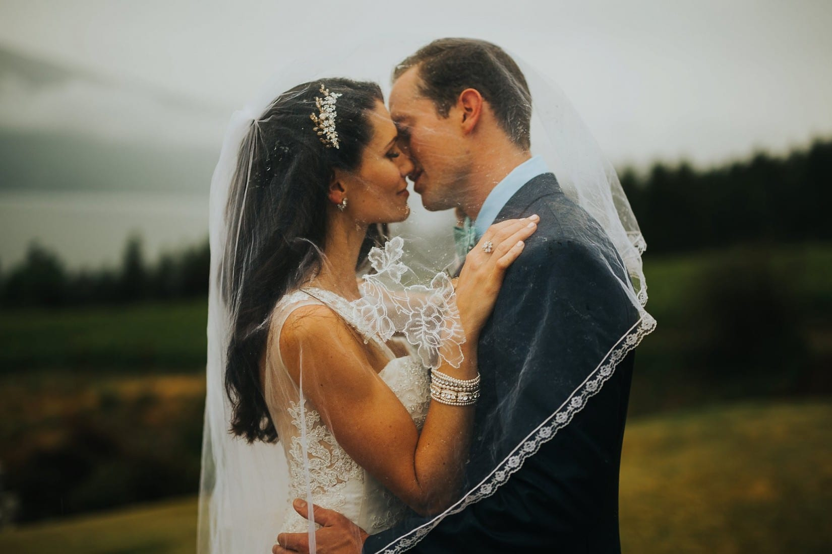 50th Parallel Estate Winery Kelowna BC Wedding Photographer