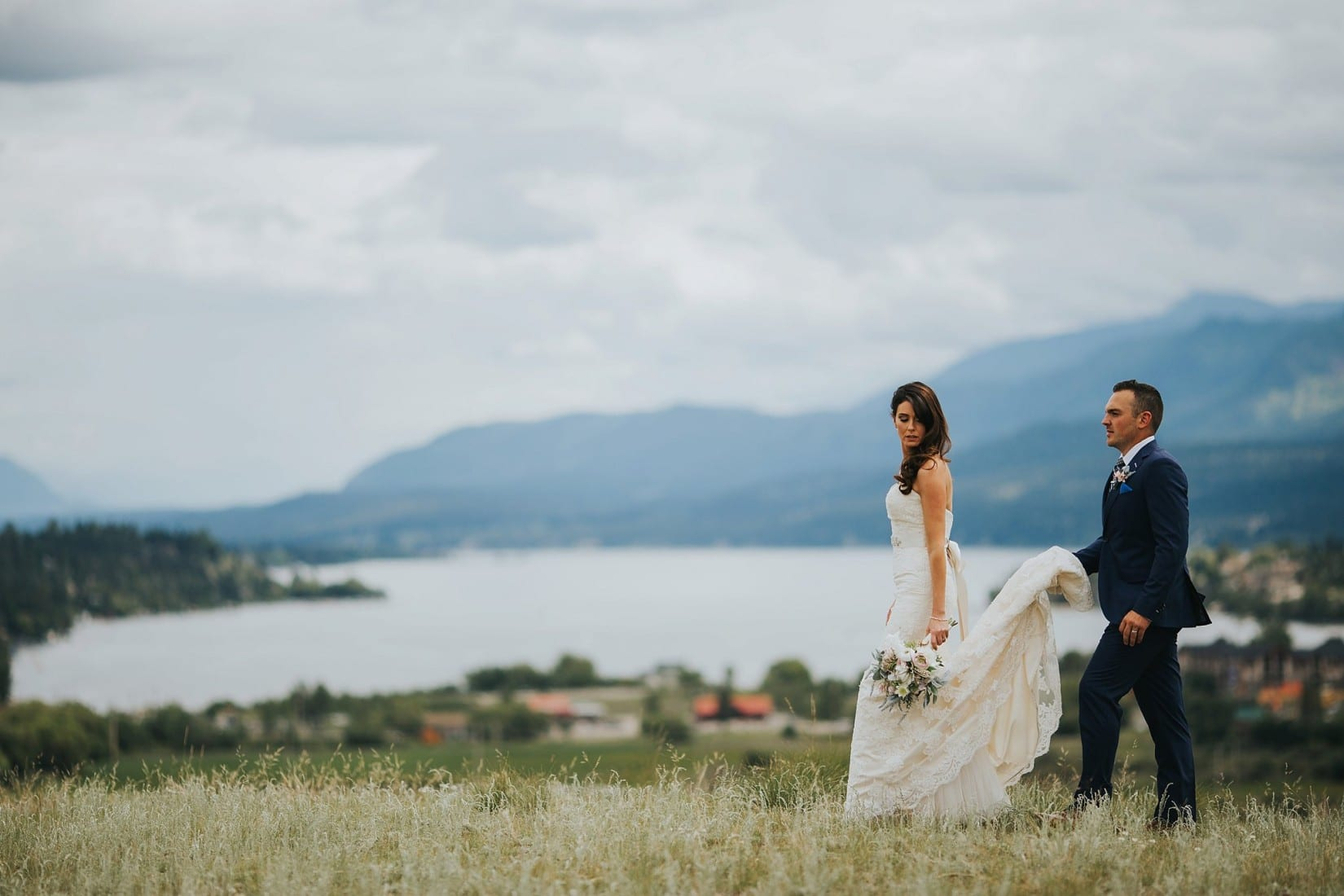 Copper Point Resort Invermere BC Wedding Photographer