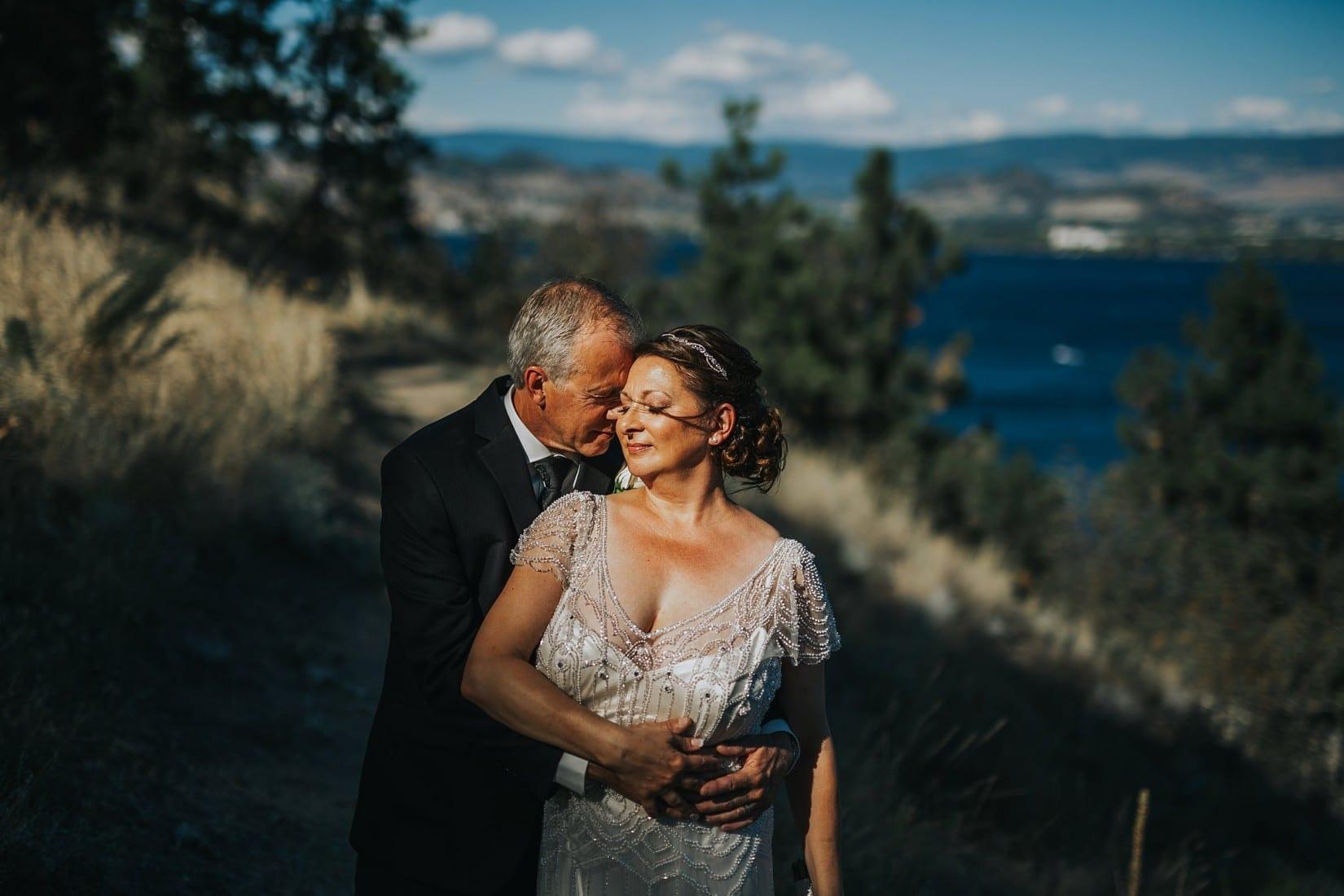 Backyard Wedding West Kelowna BC Photographer