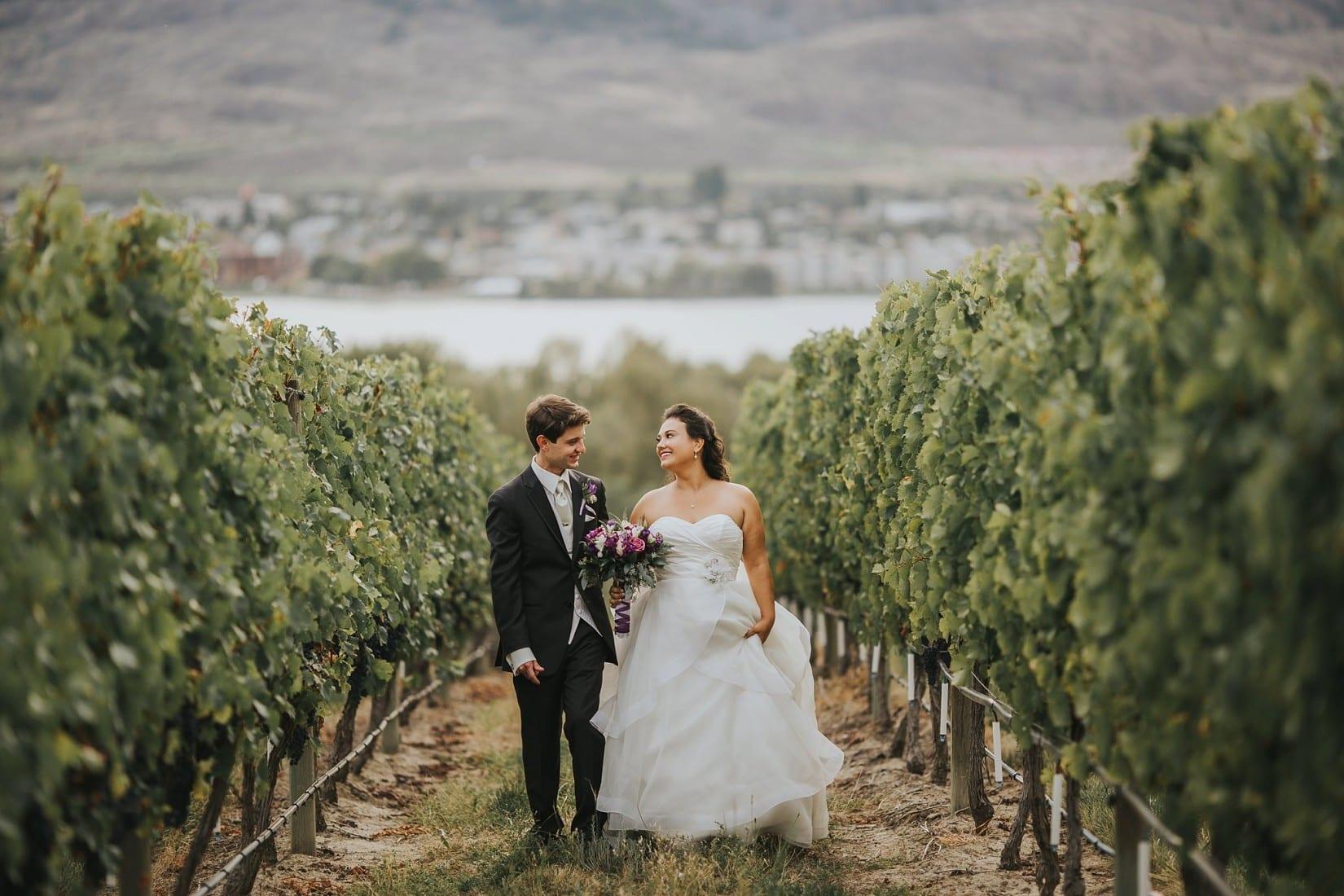 Spirit Ridge Resort Wedding Osoyoos BC Photographer