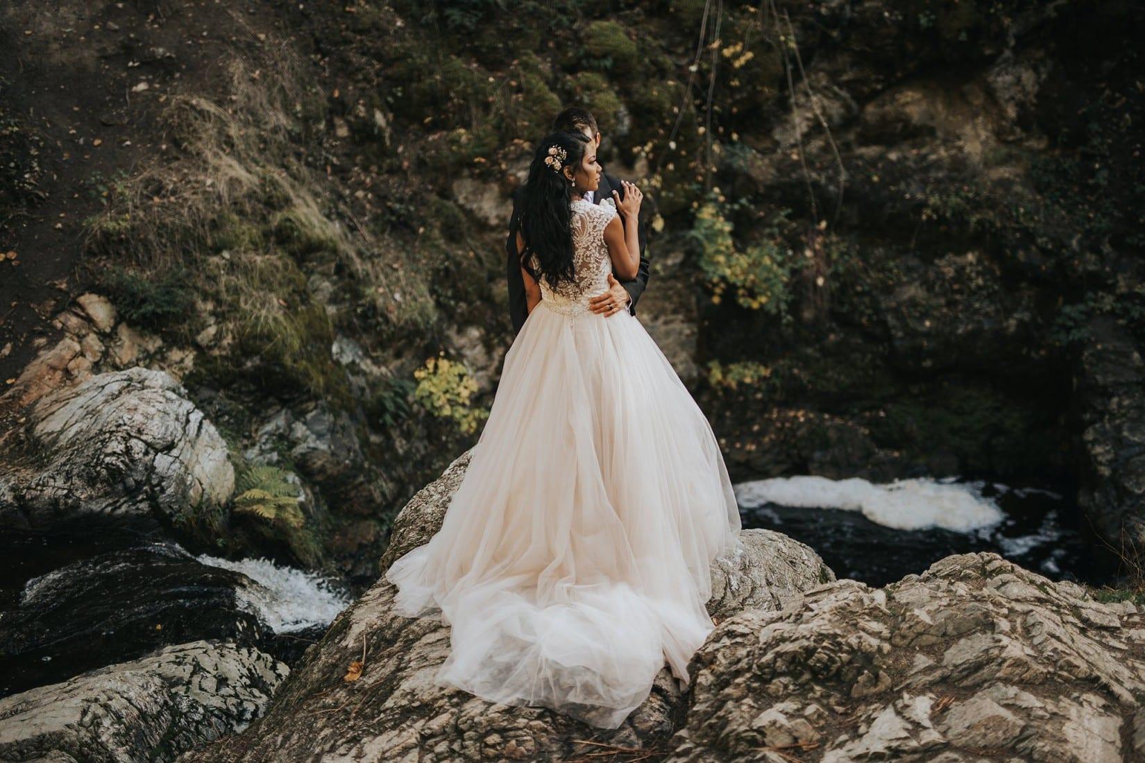 Four Points Sheraton Wedding Kelowna BC Photographer