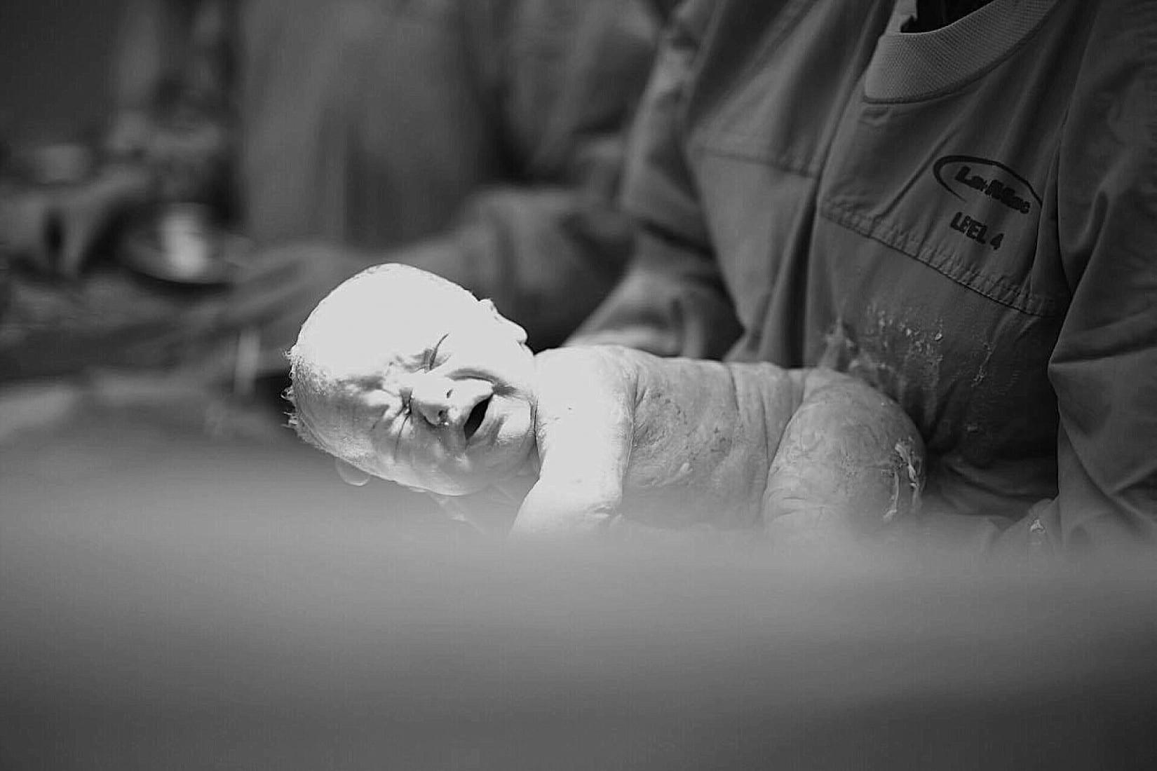 Barnett Photography Baby Edmund