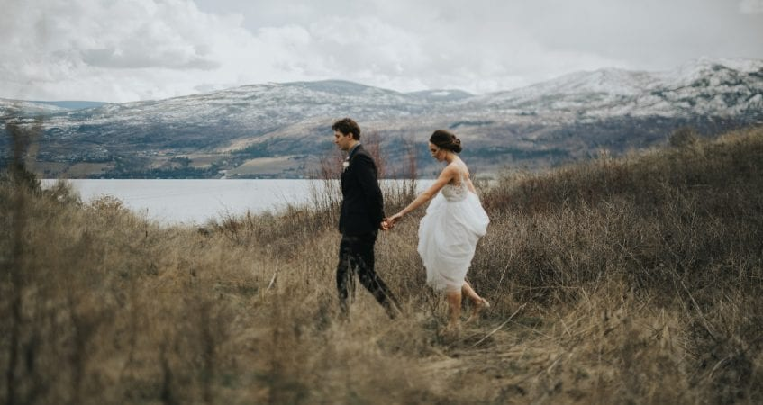 Okanagan Mountain Wedding Kelowna Photographer