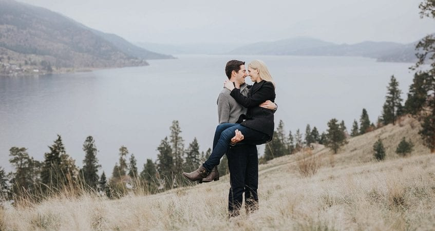 Okanagan Engagement Photography Kelowna Photographer