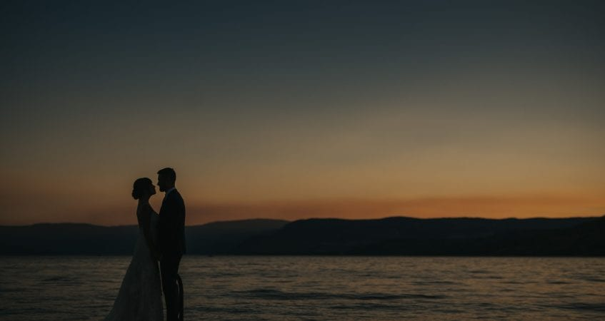 Beautiful Kelowna Wedding at The El Hotel with Barnett Photography