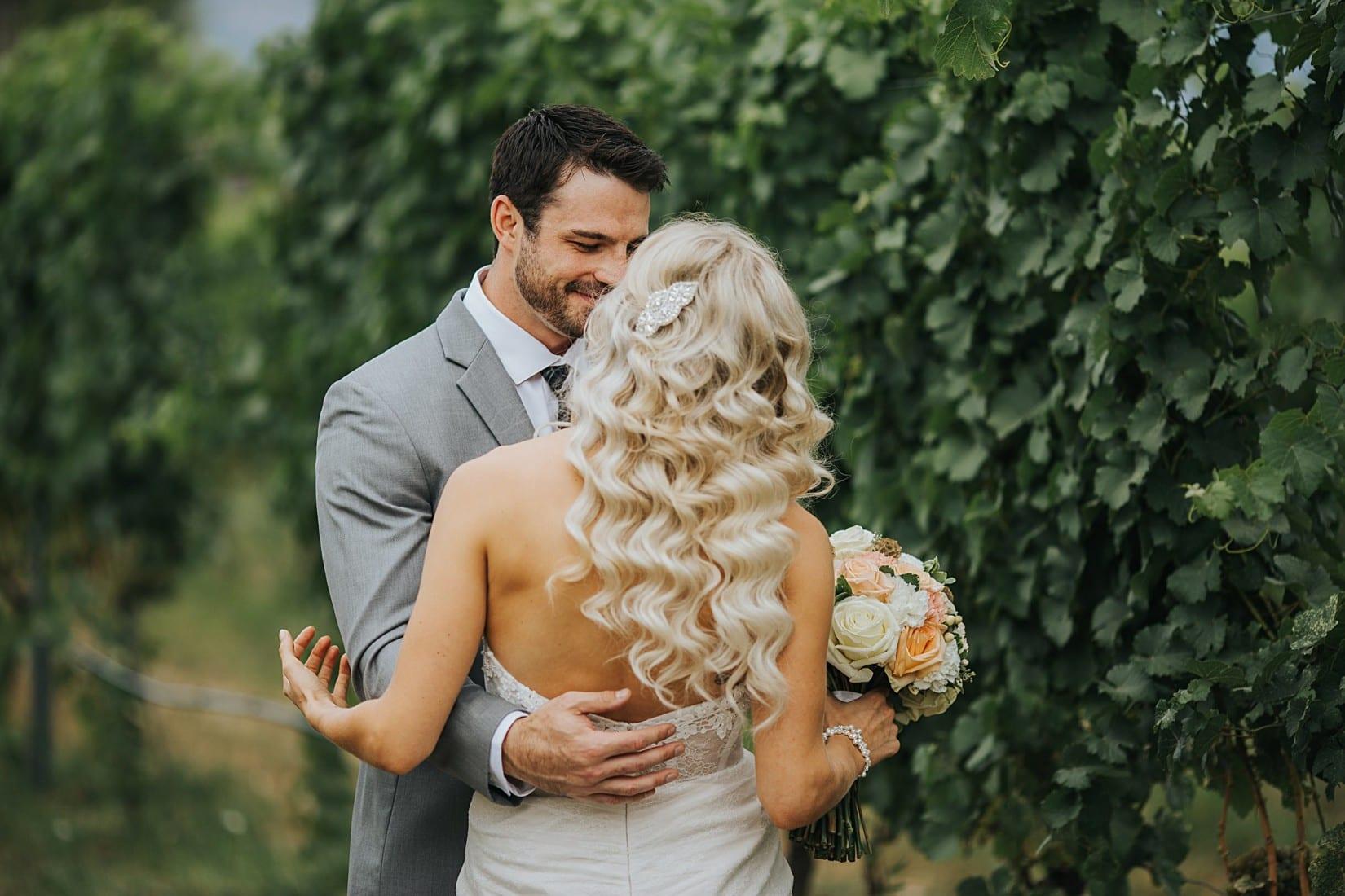 Off the Grid Winery Wedding Kelowna Photographer Okanagan Vineyard Ceremony
