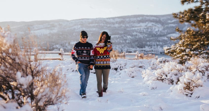Star Wars Wonder Woman Engagement Session Barnett Photography