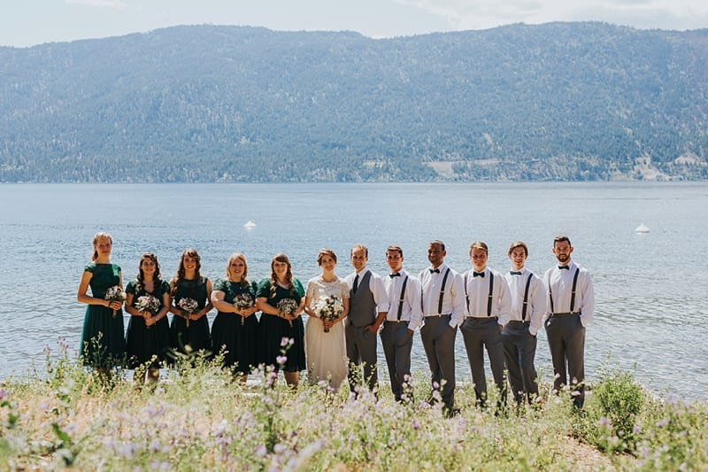 48Kelowna Photographer Okanagan Wedding Photography Backyard