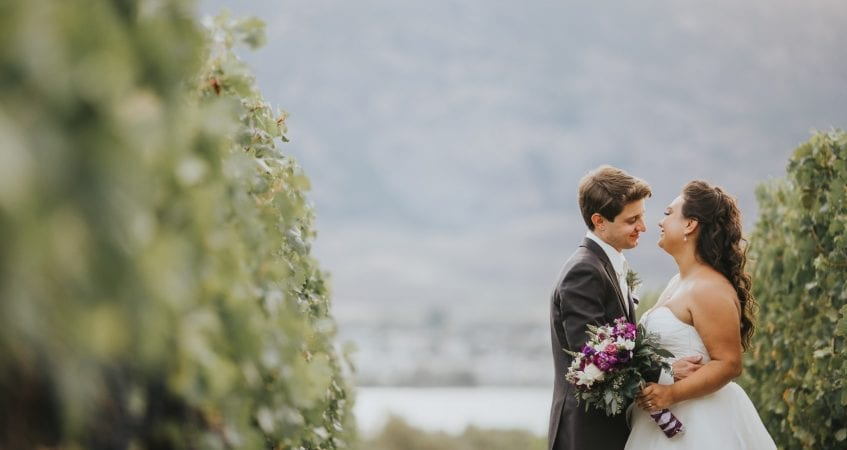 Osoyoos Wedding Photographer Spirit Ridge Resort