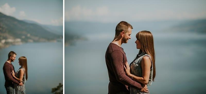 Kelowna Engagement Photographer Knox Mountain_3873