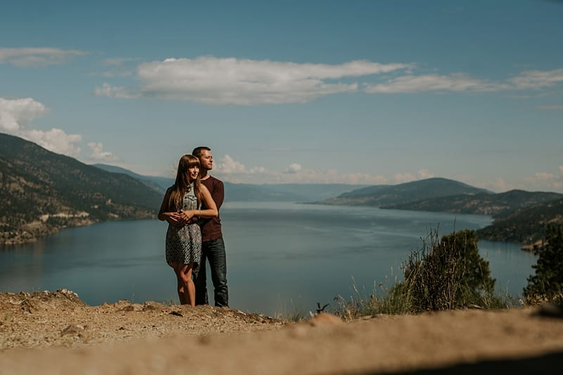 Kelowna Engagement Photographer Knox Mountain_3877
