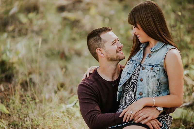 Kelowna Engagement Photographer Knox Mountain_3890