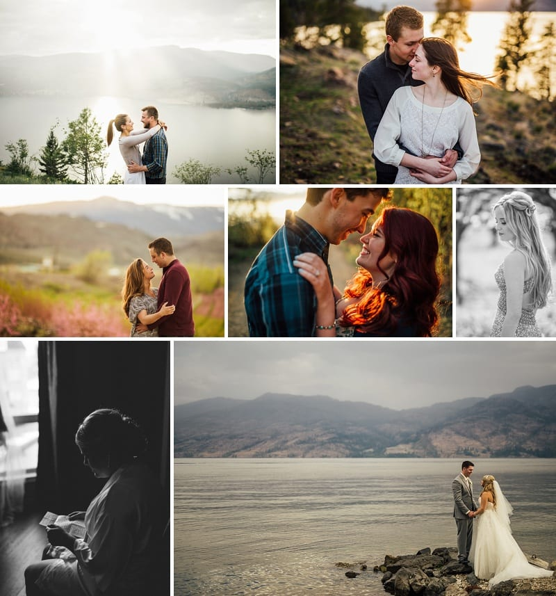 Kelowna Now Best Of 2016 Winners Newborn Wedding Family Engagement Photographer Carly Josh Barnett Photography