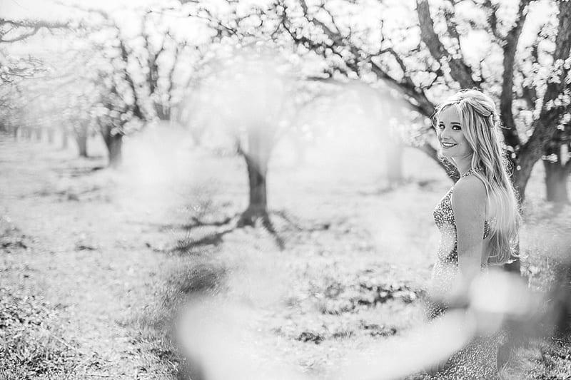 Kelowna Photographer Okanagan Grad Prom Photography Orchard Blossoms British Columbia_2525