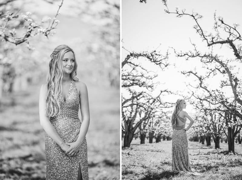 Kelowna Photographer Okanagan Grad Prom Photography Orchard Blossoms British Columbia_2534