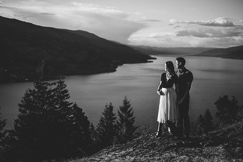 Kelowna Photographer Okanagan Knox Mountain Engagement Photography Kelowna Wedding Vendors_2625