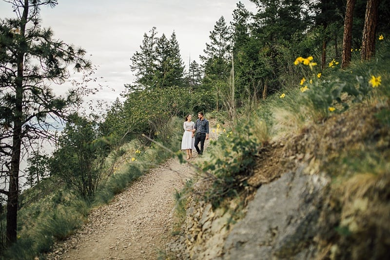 Kelowna Photographer Okanagan Knox Mountain Wedding Engagement Photography_2599
