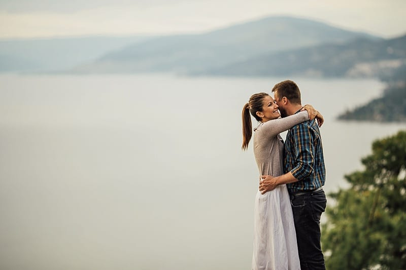 Kelowna Photographer Okanagan Knox Mountain Wedding Engagement Photography_2608