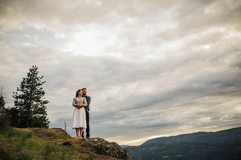 Kelowna Photographer Okanagan Knox Mountain Wedding Engagement Photography_2612