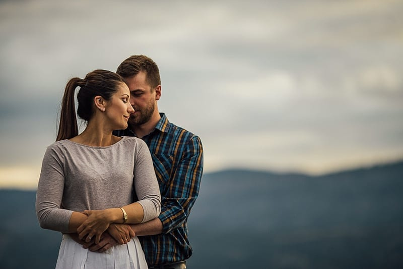 Kelowna Photographer Okanagan Knox Mountain Wedding Engagement Photography_2613
