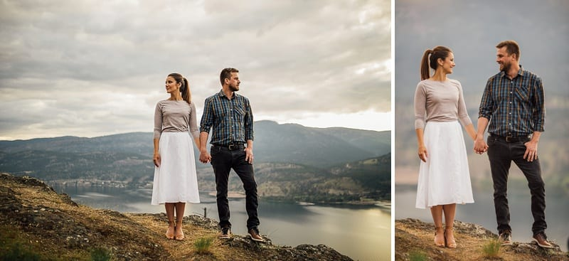 Kelowna Photographer Okanagan Knox Mountain Wedding Engagement Photography_2614