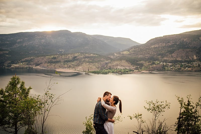 Kelowna Photographer Okanagan Knox Mountain Wedding Engagement Photography_2618